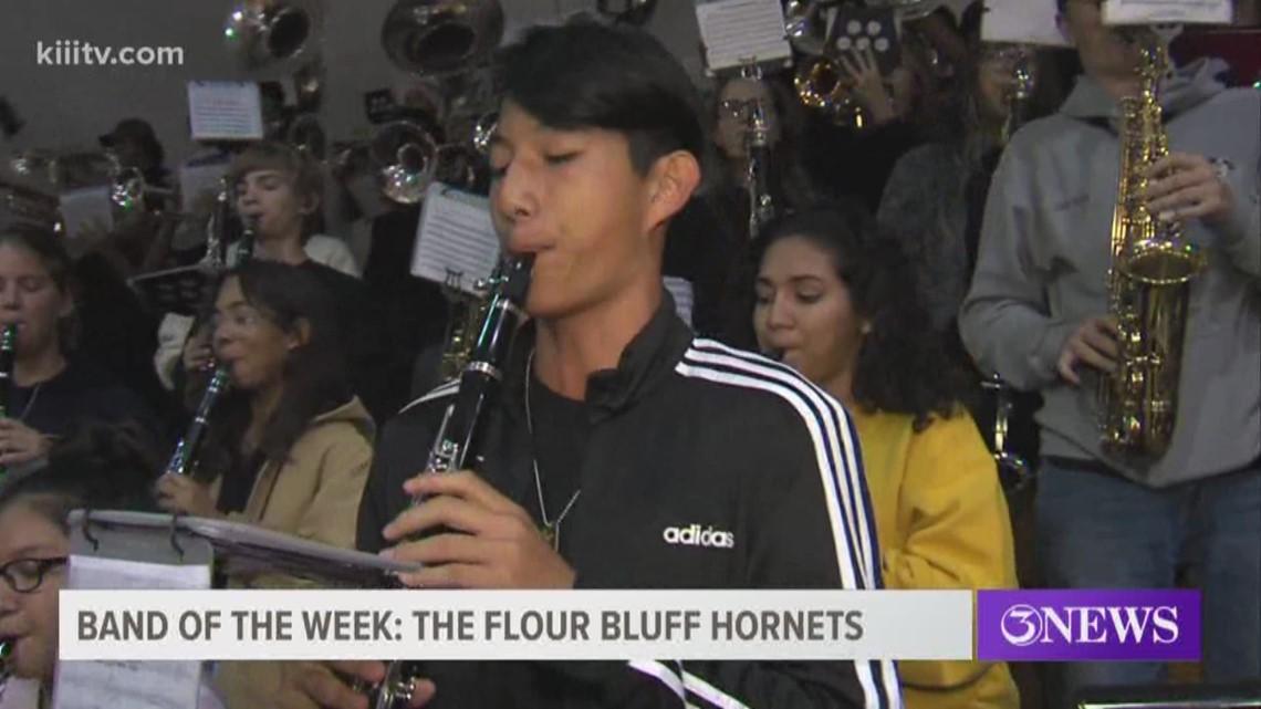 Blitz Band of the Week: Flour Bluff Hornets