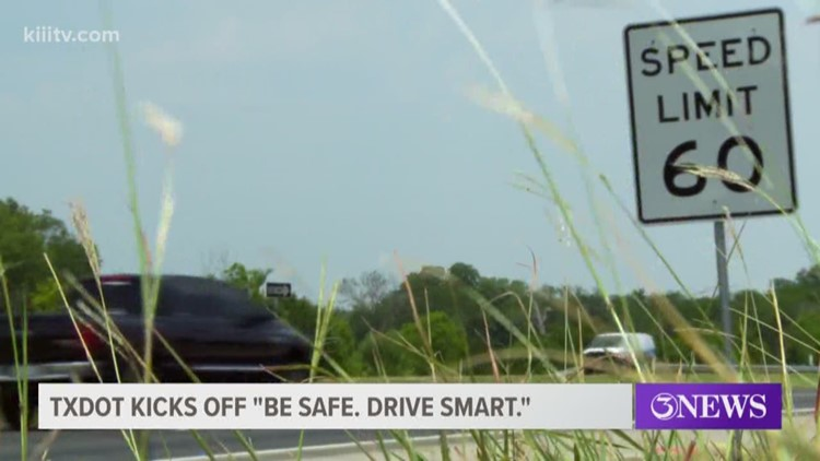 TxDOT kicks off Summer driving campaign