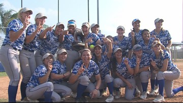 Javelinas Softball Punches Ticket to College World Series for First Time Ever