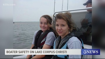 Local boaters learn about Kali's Law