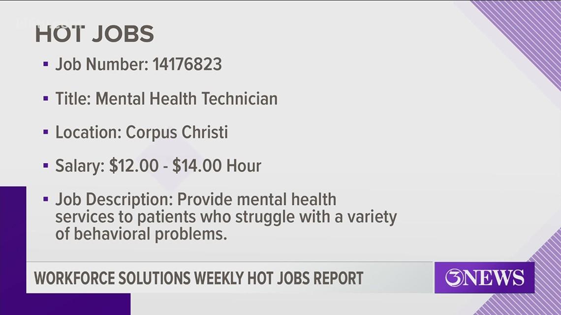 Hot Jobs: September 8, 2020