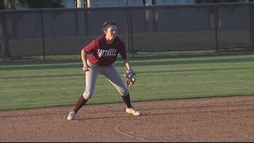 Young Flour Bluff softball team hopes to make playoffs