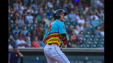 Catching up with Hooks' Seth Beer