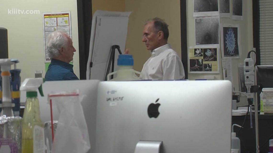 Nobel Prize-winning scientist visits Del Mar College