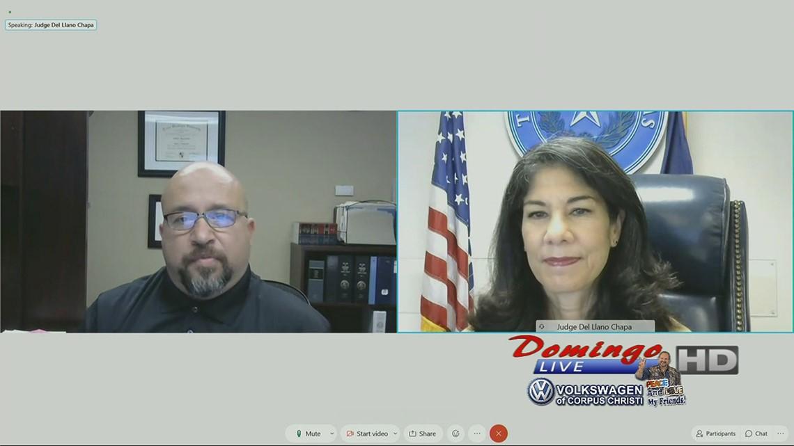 Domingo Live: Warrant Resolution Month