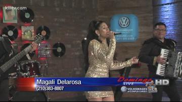 """Magali Delarosa """"Que Hiciste Con Mi Amor"""""""