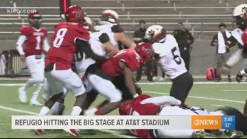 Refugio going for fifth state title