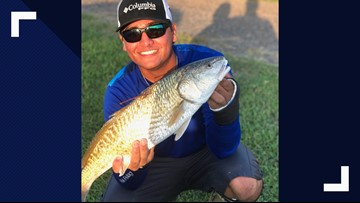 Corpus Christi fisherman catches first tagged redfish in STAR Tournament