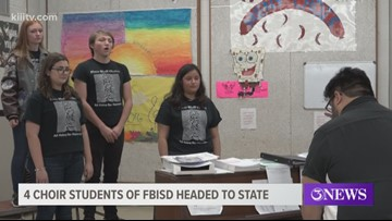 Flour Bluff High School choir headed to State competition