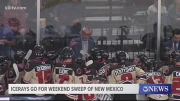 IceRays fall to New Mexico - 3Sports