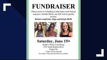 Fundraiser for woman killed after motorcycle accident