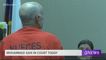 'Yes that's fine. I did it,': Mohammad Sahi makes first court appearance since chilling double homicide