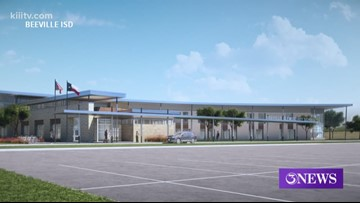 Beeville ISD releases concept video of new campus