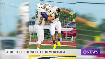 Athlete of the Week: Skidmore-Tynan's Felix Menchaca - 3Sports