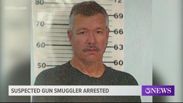 Image result for Carlos Gonzales Mar gun smuggling