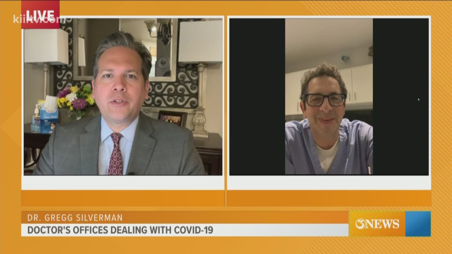 First Edition How Local Doctors Offices Are Dealing With Covid 19 Kiiitv Com