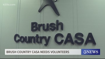 Brush Country CASA asks for public's help