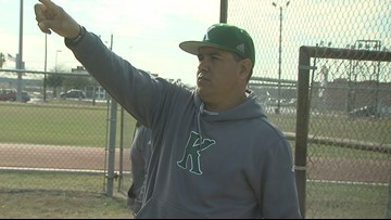 King baseball making coaching change