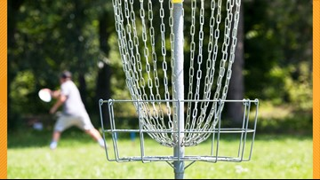 Public meeting for proposed disc golf course at Oso Creek 1 Park