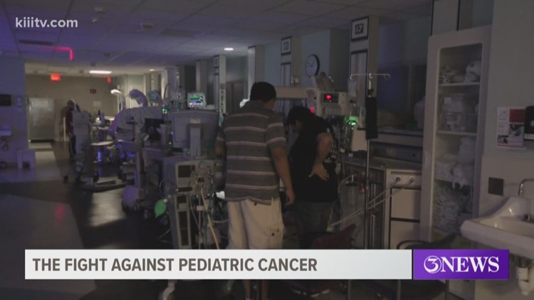 Highlighting the work of Driscoll Children's Hospital on Pediatric Cancer Awareness Month