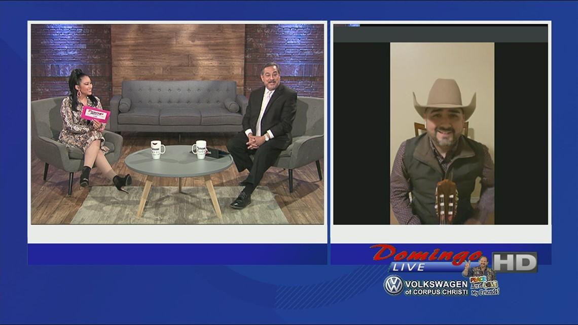 Domingo Live: Lucky Joe Interview