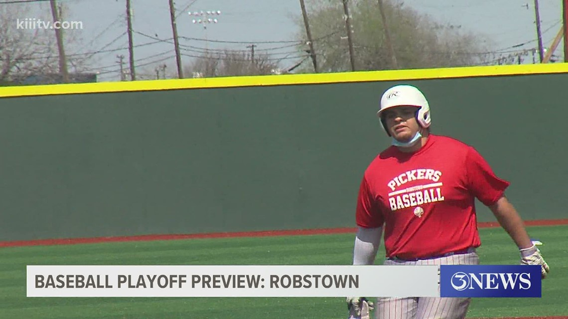 Baseball Playoff Preview: Robstown challenging itself to perfection - 3Sports