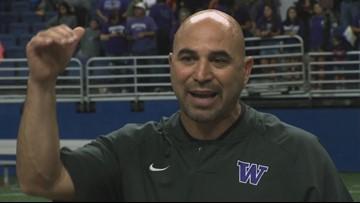 Mike Salinas named new TAMUK head football coach