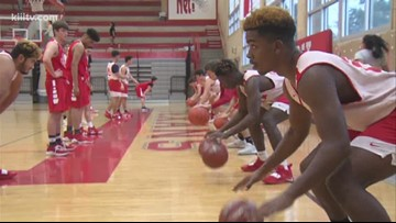 Ray boys looking for district title