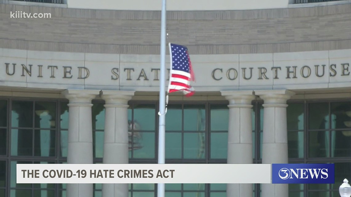 COVID-19 Hate Crime Bill strongly opposed by a group of US Senators