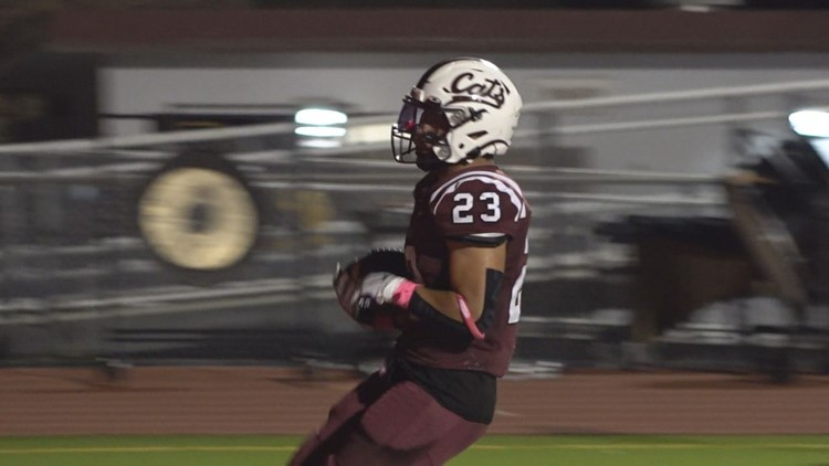 Friday Night Sports Blitz: Week 8 Scores and Highlights