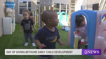 Coastal Bend Day of Giving: Mary McLeod Bethune Early Development Nursery