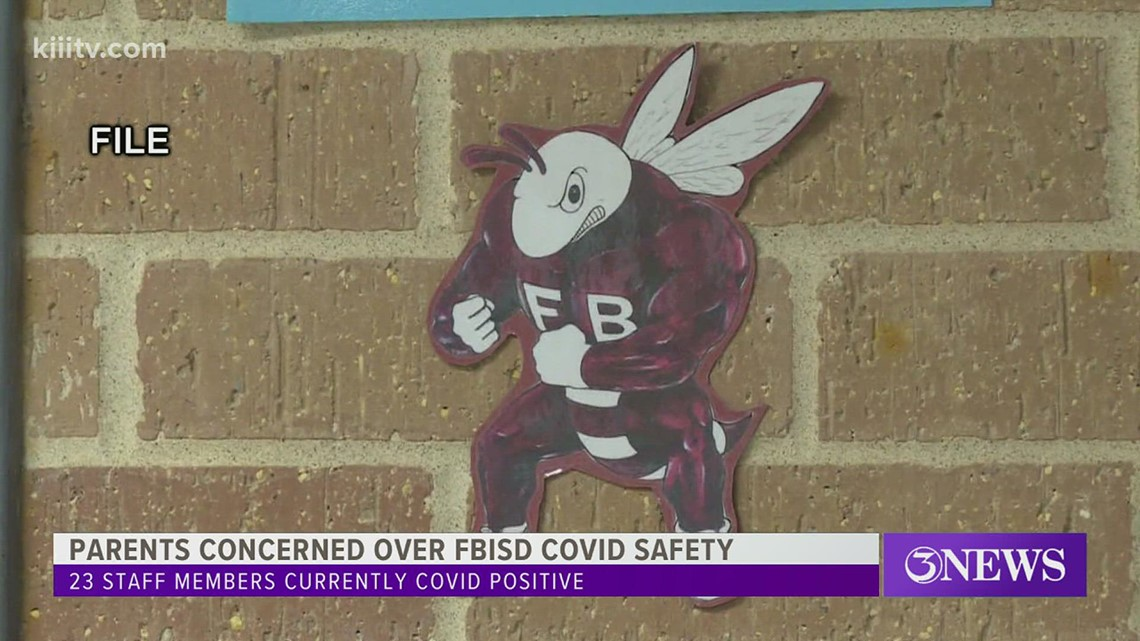 Concerns on Flour Bluff ISD safety protocols