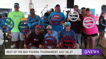 6th Annual Best of the Bay Fishing Tournament set for July 26th-27th - 3Sports