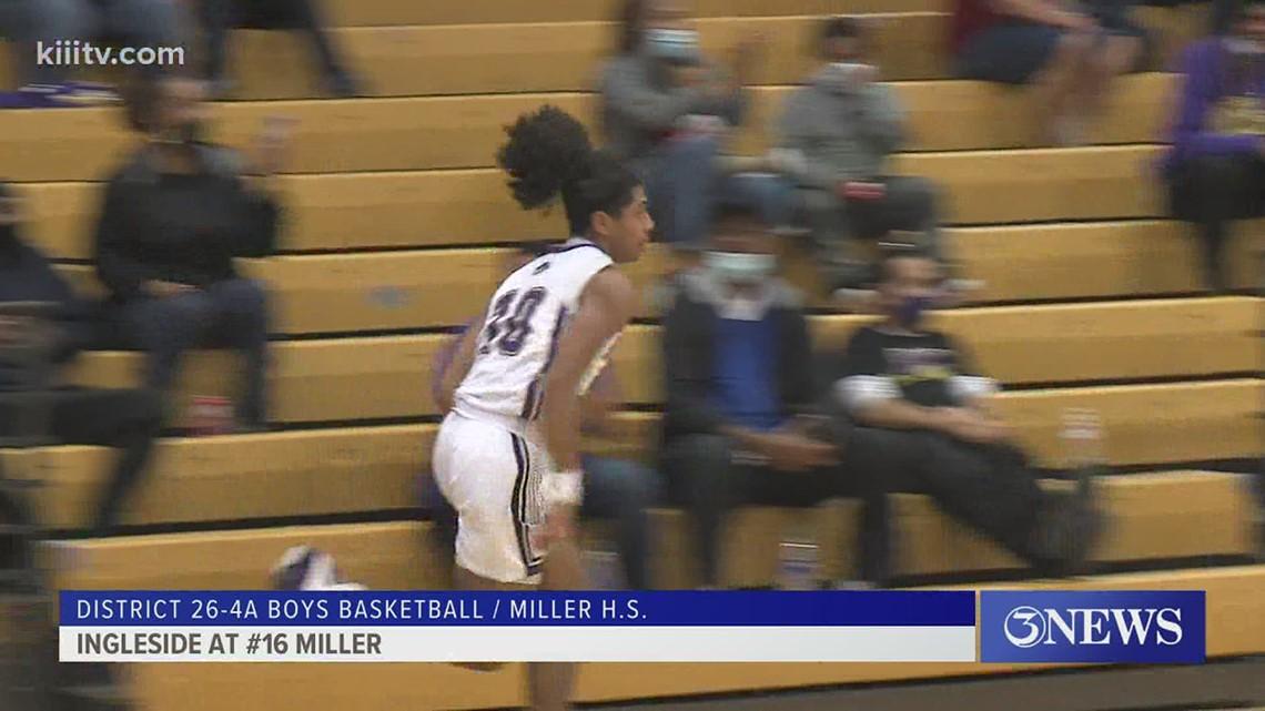 Miller boys basketball rolls Ingleside - 3Sports