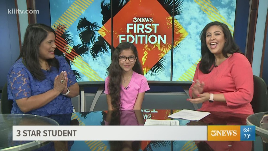 3 Star Student: Emma Cervantes - First Edition Interview