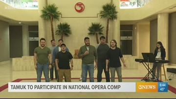 First Edition: TAMUK to participate in national opera competition