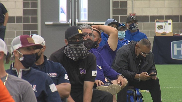 Area's coaches get certified for tackling course