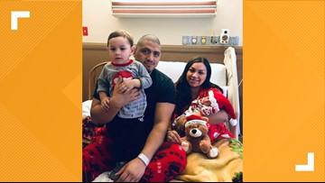 Christmas baby born to Falfurrias couple at Bay Area Hospital