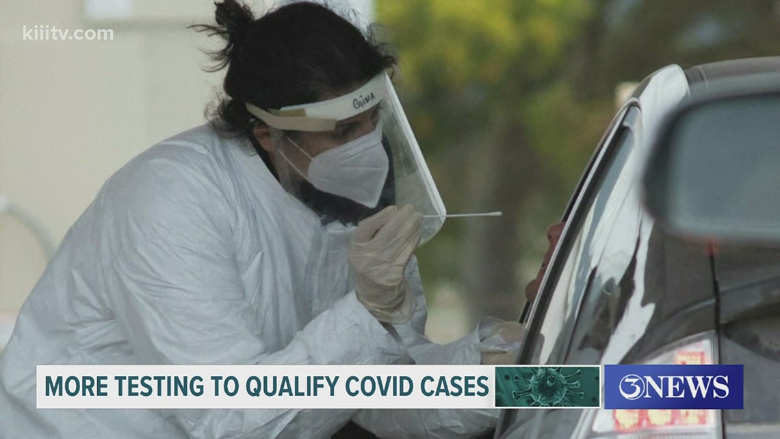 Public health director explains different COVID-19 tests, how you can qualify as confirmed, probable or suspect