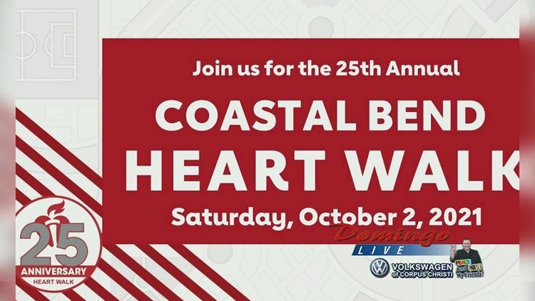 Doming Live: Heart Walk
