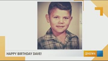 Happy Birthday Dave G!