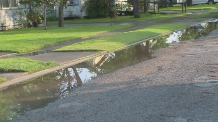City Manager explains the proposed stormwater utility fee