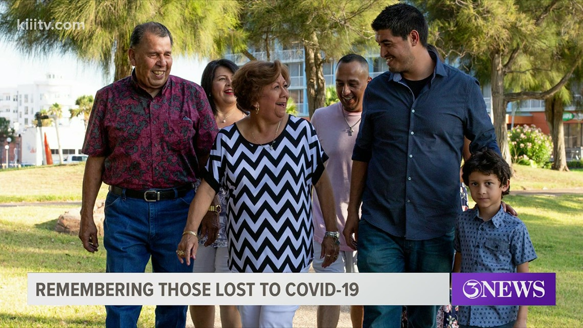 Remembering the lives lost to COVID-19 in the Coastal Bend