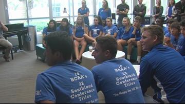 Islanders Men's Tennis draws Aggies in NCAA Tournament - 3Sports