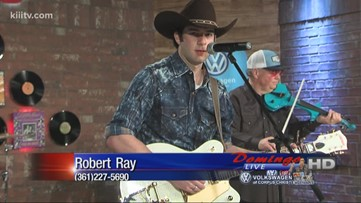 """Robert Ray """"I Only Get This Way With You"""""""