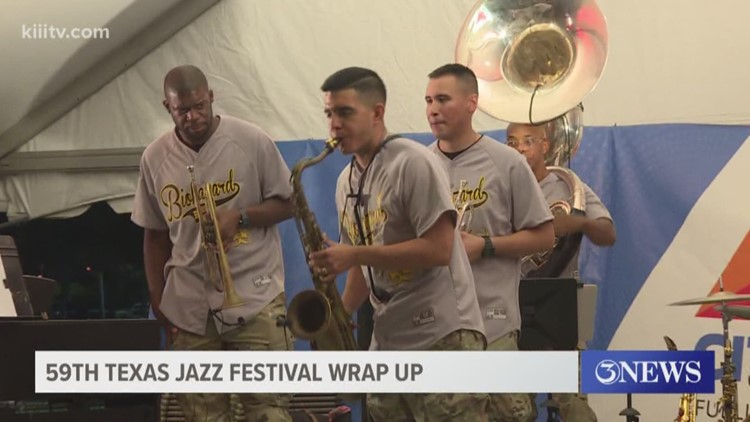 Success of 59th Texas Jazz Festival opens opportunities for next year