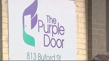 Allstate Foundation donates $14,000 to the Purple Door
