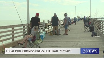 Local park commissioners celebrate 70-year anniversary