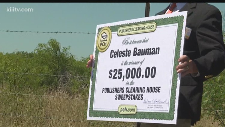 Corpus Christi family wins $25,000
