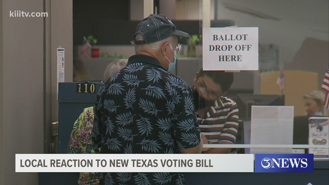 Texas lawmakers react to new proposed tightening of voting rules